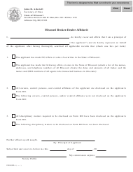 Missouri Legal Forms and Templates PDF  download Fill and