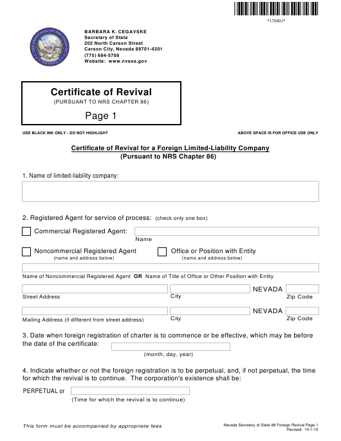Form 170801  Printable Pdf