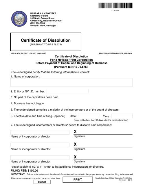 Form 130105  Fillable Pdf