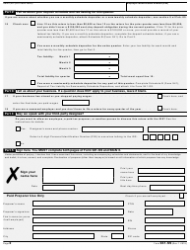 """IRS Form 941-SS """"Employer's Quarterly Federal Tax Return"""", Page 2"""