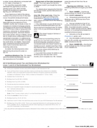 "IRS Form 1040-ES (NR) ""U.S. Estimated Tax for Nonresident Alien Individuals"", Page 4"