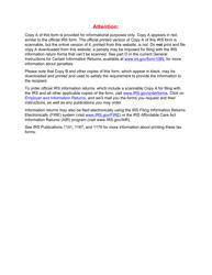 "IRS Form 1098-E ""Student Loan Interest Statement"""
