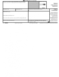 """IRS Form 1098-E """"Student Loan Interest Statement"""", Page 3"""