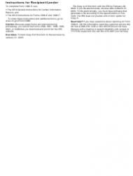 """IRS Form 1098-E """"Student Loan Interest Statement"""", Page 6"""