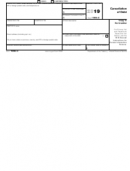 """IRS Form 1099-C """"Cancellation of Debt"""", Page 5"""