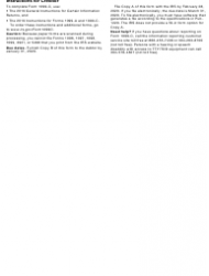 """IRS Form 1099-C """"Cancellation of Debt"""", Page 6"""
