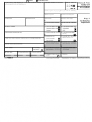 "IRS Form 1099-B ""Proceeds From Broker and Barter Exchange Transactions"", Page 3"