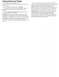 """IRS Form 1099-MISC """"Miscellaneous Income"""", Page 8"""