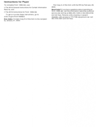 """IRS Form 1099-QA """"Distributions From Able Accounts"""", Page 5"""
