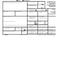 "IRS Form 1099-R ""Distributions From Pensions, Annuities, Retirement or Profit-Sharing Plans, IRAs, Insurance Contracts, Etc."", Page 3"