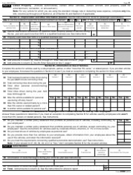 IRS Form 4562 Download Fillable PDF or Fill Online ...