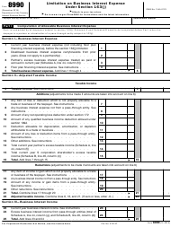 IRS 990 Forms and Templates PDF. download Fill and print ...