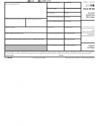 "IRS Form W-2G ""Certain Gambling Winnings"", Page 7"