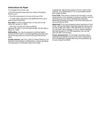 "IRS Form W-2G ""Certain Gambling Winnings"", Page 8"