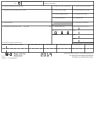"""IRS Form W-2 """"Wage and Tax Statement"""", Page 10"""