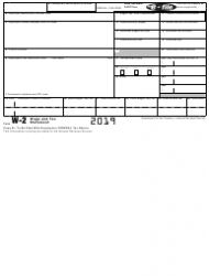 """IRS Form W-2 """"Wage and Tax Statement"""", Page 4"""