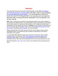 IRS Form W-2VI 2019 Amended U.S. Individual Income Tax Return