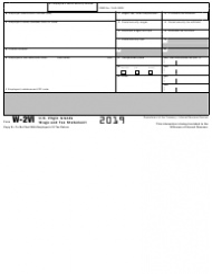 "IRS Form W-2VI ""U.S. Virgin Islands Wage and Tax Statement"", Page 4"