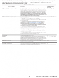 """Instructions for IRS Form 1099-R, 5498 """"Distributions From Pensions, Annuities, Retirement or Profit-Sharing Plans, Iras, Insurance Contracts, Etc."""", Page 16"""