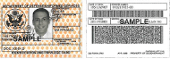 DD Form 2765 Department of Defense/Uniformed Services Identification and Privilege Card