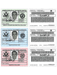 DD Form 2 United States Uniformed Services Identification Card