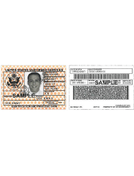 DD Form 1173 Uniformed Services Identification and Privilege Card