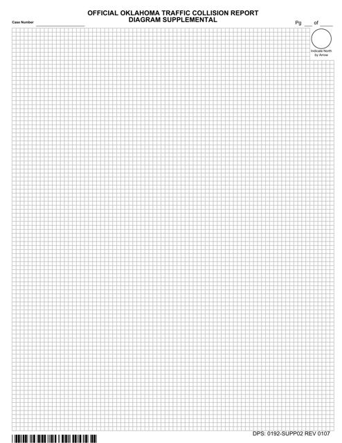 Form DPS:0192 Supplement 2  Printable Pdf
