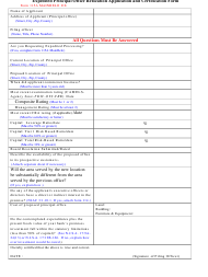 "Form 115A MAINRELO EX ""Expedited Principal Office Relocation Application and Certification Form"" - New Jersey"
