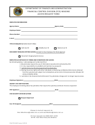 """""""Imaging Access Request Form"""" - New Mexico"""