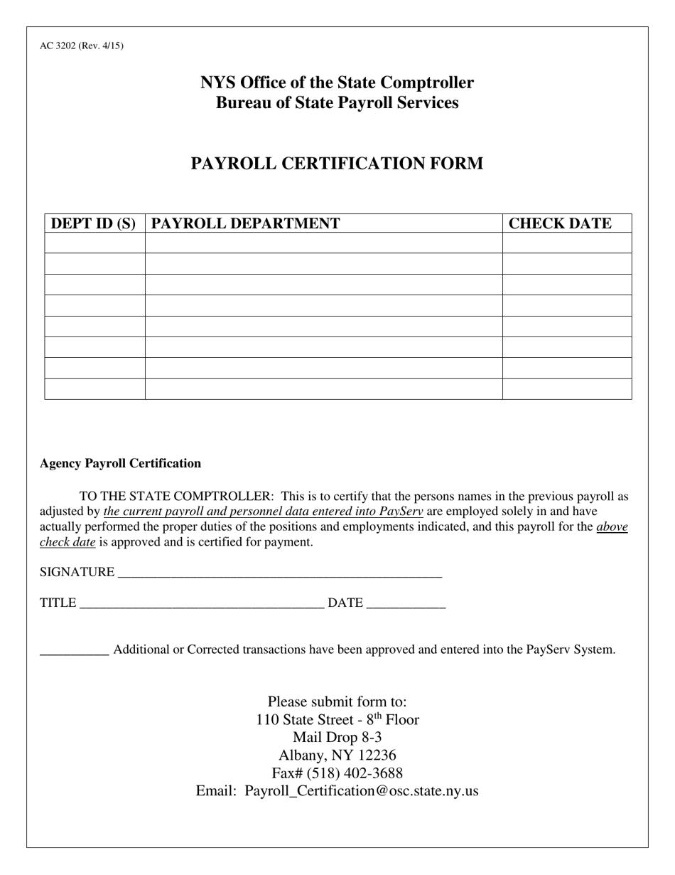payroll form york certification fillable templateroller template