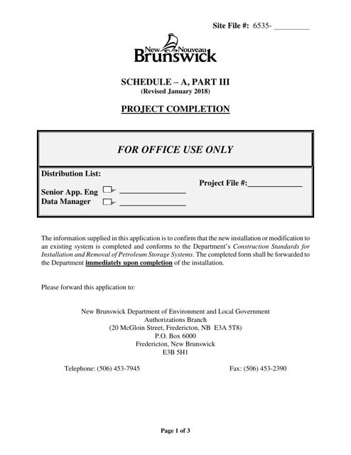 Schedule A Printable Pdf