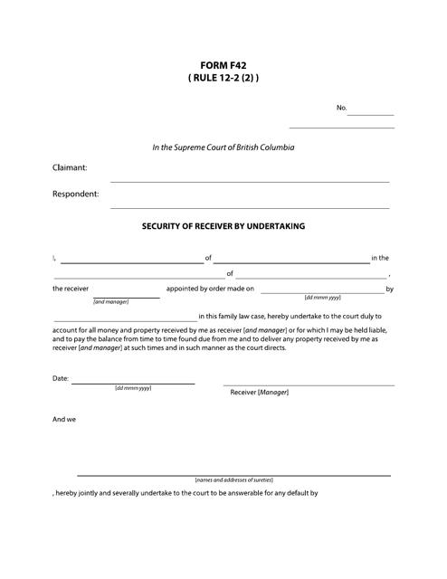 Form F4 Printable Pdf