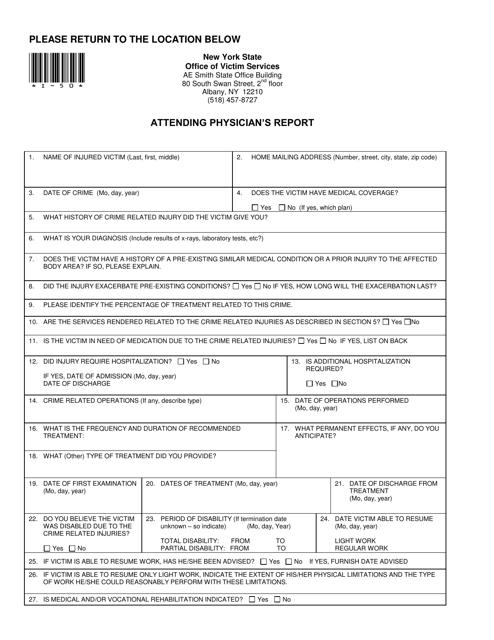 Form I-50  Printable Pdf