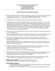 "Form ACP2 ""Asbestos Handler Certification Application"" - New York City"
