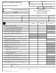 "Form AOC-CV-628 ""Worksheet B - Child Support Obligation Joint or Shared Physical Custody"" - North Carolina"