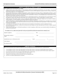 Form INS3214 Download Fillable PDF or Fill Online ...