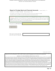 "FinCEN Form 114 ""Report of Foreign Bank and Financial Accounts"""
