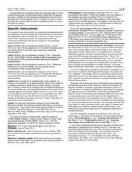 "IRS Form CT-2 ""Employee Representative's Quarterly Railroad Tax Return"", Page 3"