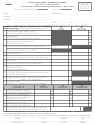 """Form ST-50-EN """"Sales and Use Tax Energy Return"""" - New Jersey, Page 2"""