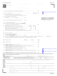 "Form N-15 ""Individual Income Tax Return - Nonresident and Part-Year Resident"" - Hawaii, Page 4"