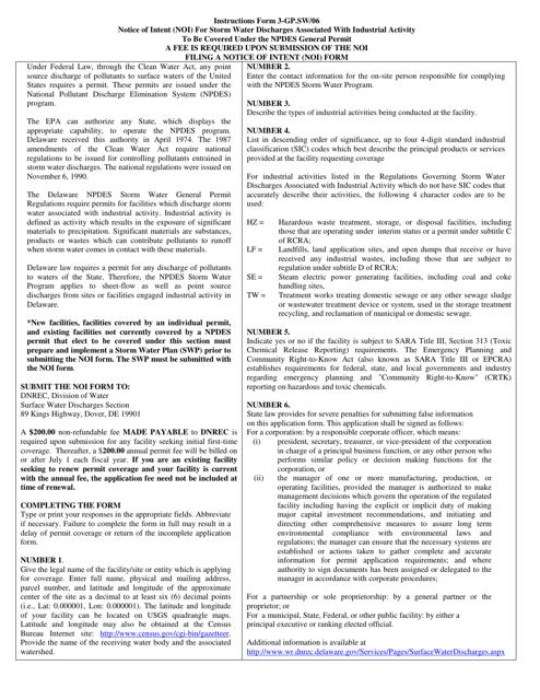 Form 3-GP.SW/06  Printable Pdf