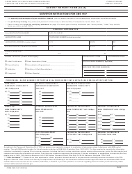"Form CMS-1557 ""Survey Report Form (Clia)"""