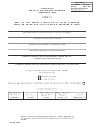 U.S. Securities and Exchange Commission Forms PDF ...