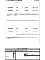 """""""Agreement Template to Renew, Amend or Extend Lease"""" - Manitoba, Canada, Page 2"""