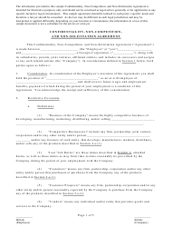 Non Disclosure Agreement Templates Pdf Download Fill And