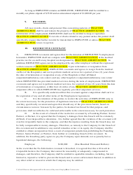 """""""Physician Employment Agreement Template"""", Page 4"""
