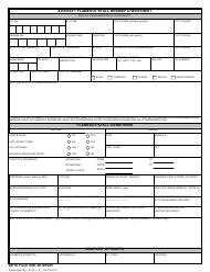"AETC Form 209 ""Aircraft Flameout/Stall Debrief Checksheet"""