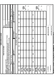 434 ARW Form 5 Work Schedule Change