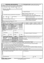 "59 MDW Form 35 ""Procedural Sedation Record"""