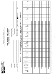 "Form 5600-PM-BMP0014 ""Coal Ash Water Quality Monitoring Report"" - Pennsylvania"
